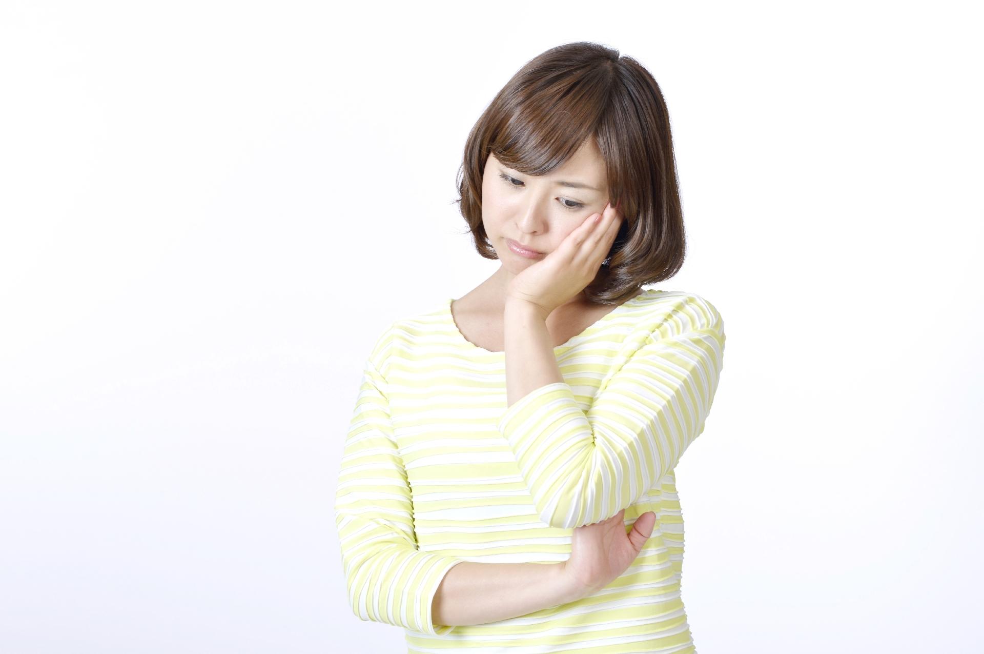 妊娠糖尿病に悩む女性