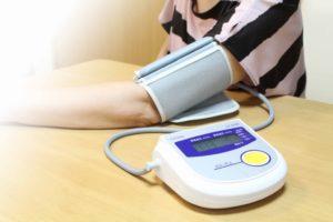 高血圧は年齢とともに上がっていく